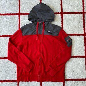 NBA LA Clippers Full Zip Fleece Full Zip Jacket